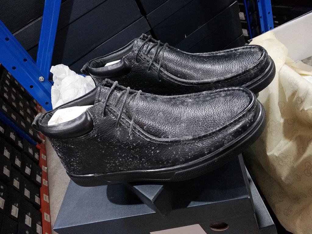 从采购皮料到成型鞋子出货的防霉方案-抗菌剂/防霉剂/干燥剂/防霉片厂家批发